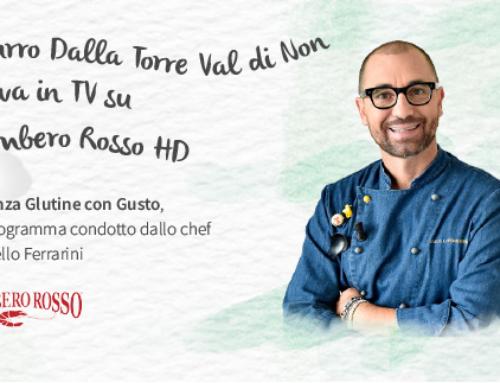 Il burro Dalla Torre Val di Non su Gambero Rosso HD TV