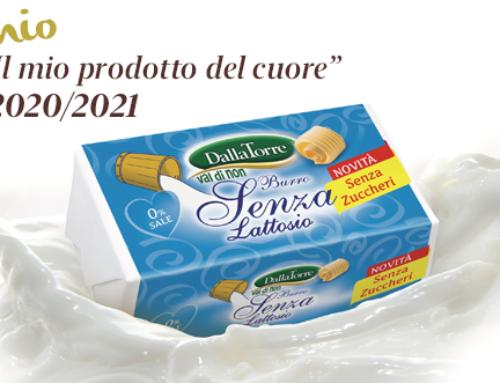 """Premio """"Il mio prodotto del cuore"""" 2020-2021"""