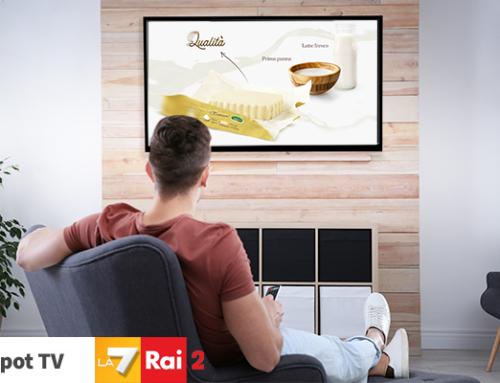 """""""La Montanara, il buon gusto del burro"""" – Nuovo spot TV in programmazione su La7 e Rai 2"""