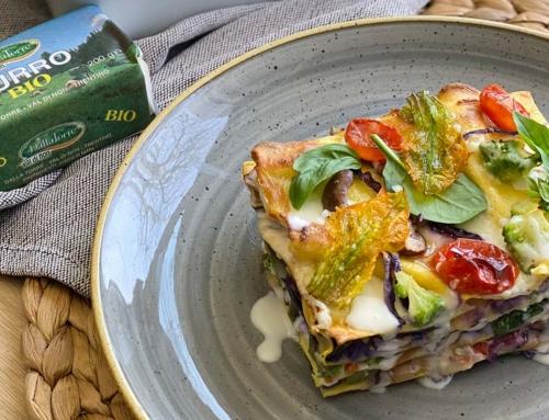 Lasagne di verdure Bri(e)ose